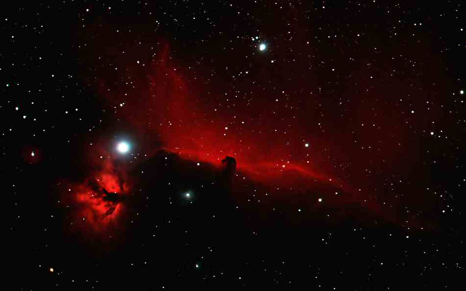 Sirius Nebula - Pics about space